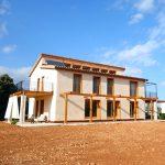 Rafael Sala -Arquitectura sostenible y saludable. Casas de paja, eficiencia energetica. Casa de paja y klh en Inca, Mallorca.