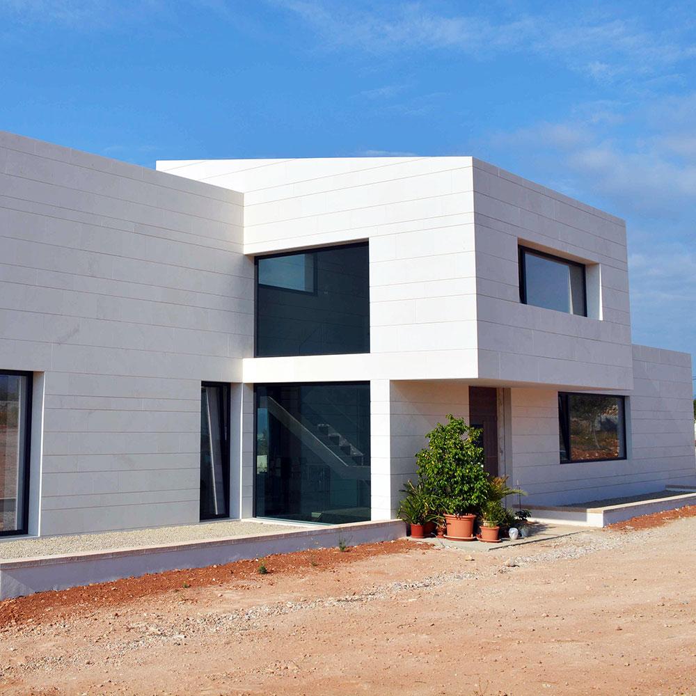 Rafael Sala -Arquitectura sostenible y saludable. Eficiencia energetica. Casa en Puntiró, Mallorca.