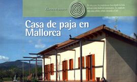 """""""Casa de paja en Mallorca"""""""