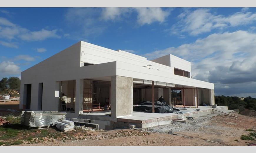 Vivienda de bloque Y-tong en Puntiró (2012)