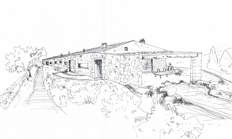 Vivienda en Sant Llorenç (2015)